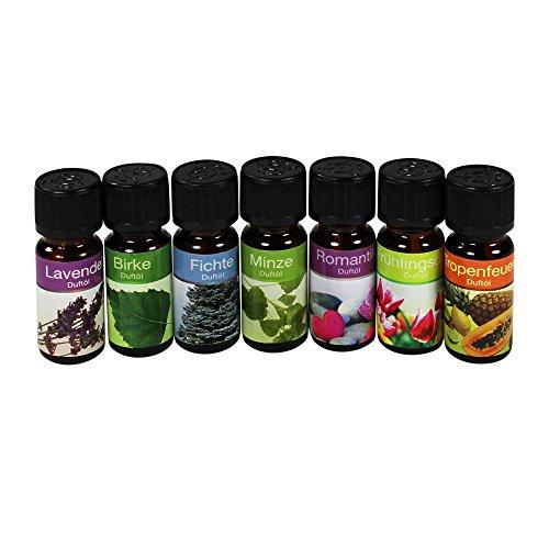 Com-four® 7x aceites aromáticos diferentes