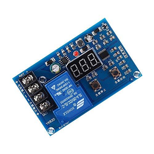 Entladeschutz Modul, YX830 Batterie Unterspannung Steuermodul 30A Batterieschutz Niederspannungsschutz Platine 12 V 24 V 48 V 36 V 48 V Batterie