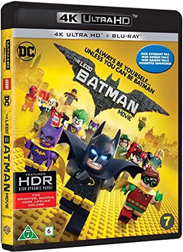Twentieth Century Fox Lego Batman Filmen/The Lego Batman Movie (4K BLU-Ray)
