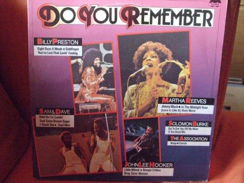 Billy Preston, Solomon Burke, John Lee Hooker, Martha Reeves, Sam&Dave.. / Vinyl record [Vinyl-LP]