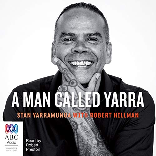 A Man Called Yarra audiobook cover art