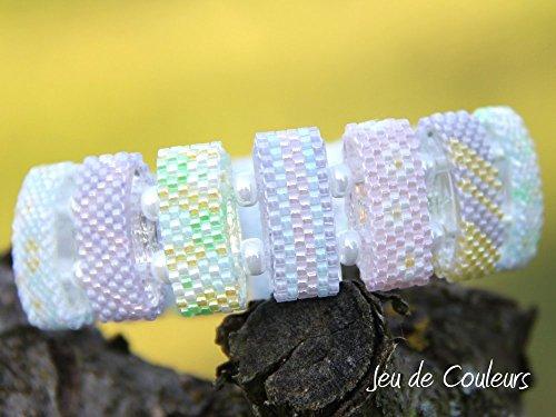 Peyote-Armband 073 Florine