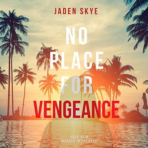 No Place for Vengeance audiobook cover art