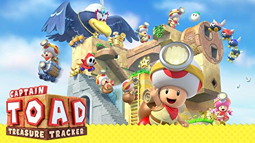 Captain Toad: Treasure Tracker Nintendo 3DS Digital for 14.99