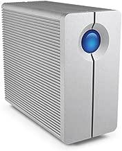 LaCie 2big Quadra 8TB USB 3.0 External Hard Drive (9000317)