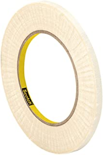 3M 28 White Acetate Cloth Tape, 11
