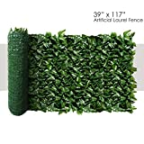 Faux Ivy Privacy Screens Review and Comparison
