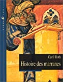 Histoire des Marranes - Liana Levi - 01/09/1997