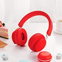 YuTouShan BH2 Wireless Bluetooth Headphones (red)