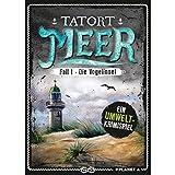 Tatort Meer   Fall 1 – Die Vogelinsel, EIN Umwelt - Krimispiel, Escape Room Spiel, von Planet A