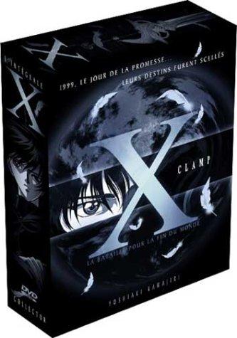 X de Clamp - Edition Collector - Digipack 6 DVD - Intégrale - 25 épisodes VOSTF