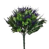 FS - Arbusto Artificial de Flores con follaje (41 cm),...