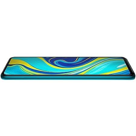 Xiaomi Redmi Note 9S Smartphone 128GB 6GB Version Européenne Bleu, Aurora Blue, 6GB+128GB