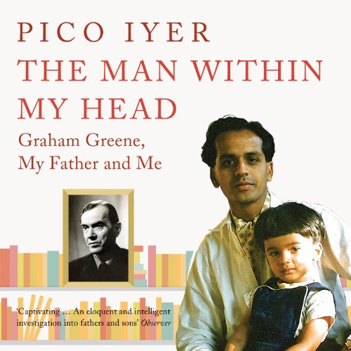 The Man Within My Head audiobook cover art