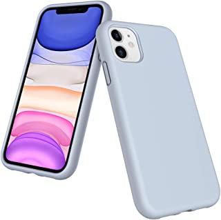Kocuos Liquid Silicone Case Compatible with iPhone 11 XR 6.7 inch, Anti Scratch & Fingerprint Gel Rubber Full Body Protect...