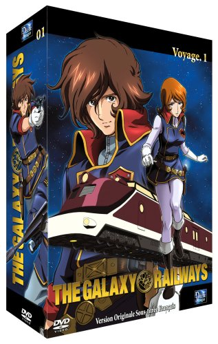 Galaxy Railways-Box 1