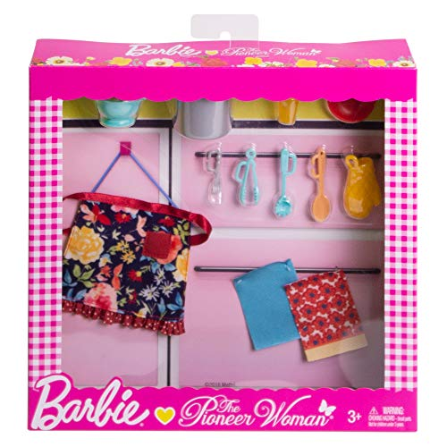 barbie cocinera de pasteles fabricante Barbie