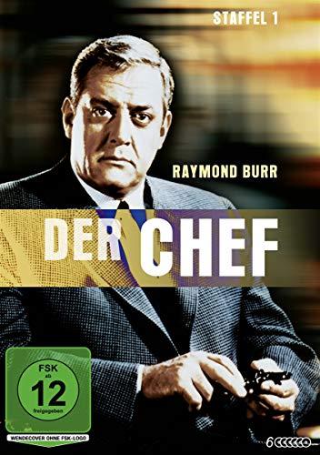 Der Chef - Staffel 1 [6 DVDs]