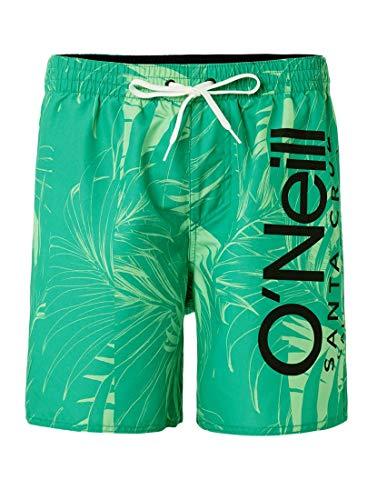O Neill PM CALI FLORAL Shorts grün - XL