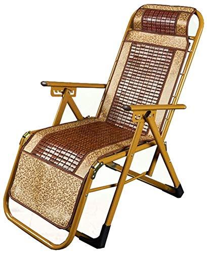 chaises pliantes Camping chaises Longues lit de Jardin Chaise Longue Fauteuil Chaise de Bureau appuie-tête Chaise d'extérieur Durable impesanteur Fort (Couleur, Multicolore, Tail.