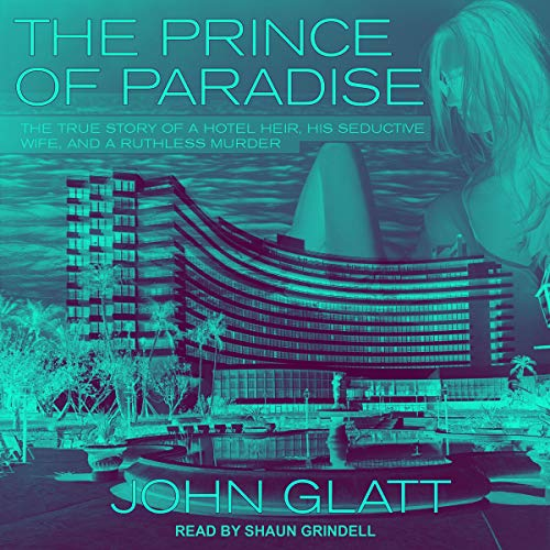 The Prince of Paradise audiobook cover art