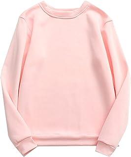 Mode Effen kleur trui herfst en winter warmte fleece trui top mannen en vrouwen hiphop trui