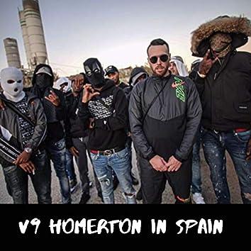 V9 Homerton in Spain
