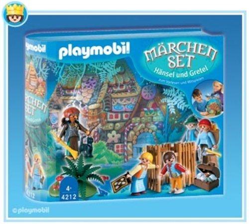 PLAYMOBIL 4212 - Hansel y Gretel