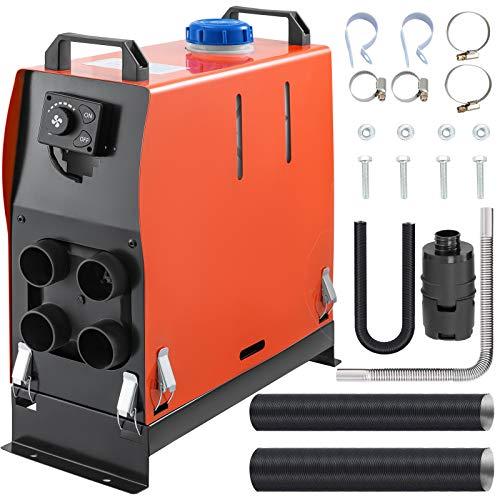 VEVOR 5KW Diesel Lufterhitzr, 12V Standheizung Diesel, Diesel Luftheizung, Standheizung Benzin Auto, Air Diesel Heizung, Air Standheizung,Integration Einfach Air diesel Heizung