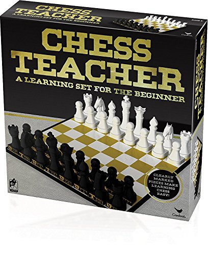 Chess Teacher Board Game, Learning Educational Toys for Kids and Adults