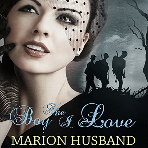 The Boy I Love audiobook cover art