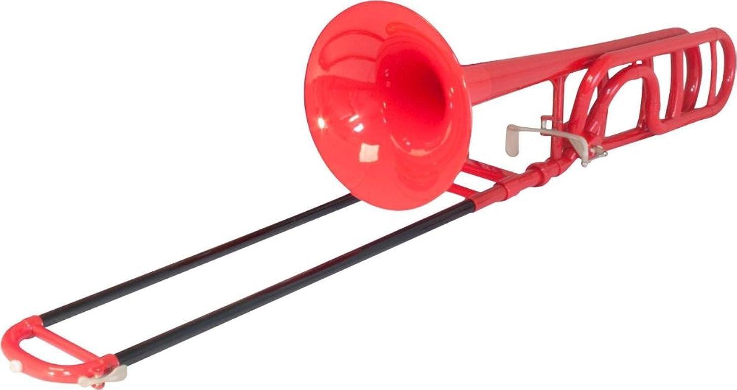 Cool Wind CTB-200 Series F-Attachment Trombone Red
