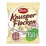 Zetti Knusperflocken weiße Schokolade - DDR Artikel und Produkte der DDR
