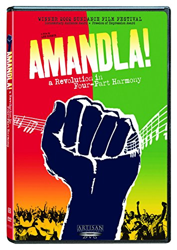Price comparison product image Amandla! A Revolution In Four Part Harmony [DVD]