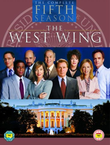The West Wing: Complete Season 5 [UK Import]