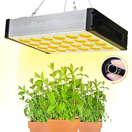 1000W Led Grow Light, Bozily Plant Grow Lamps Full Spectrum, Hydroponic Led...