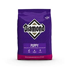 Carefully determined levels of protein and fat to support your growing puppy, including DHA from salmon oil for brain and vision development A smaller kibble with 31% protein balanced with 20% fat and other essential nutrients for proper growth, with...