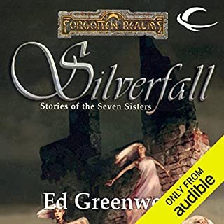 Silverfall: Stories of the Seven Sisters audiobook cover art