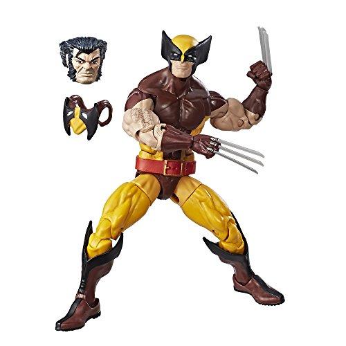 Marvel Retro 6 Collection Wolverine Figur