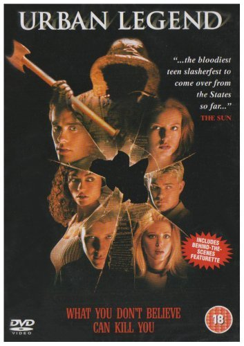 Urban Legend (DVD) (1998) by Jared Leto