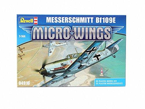 04916 - Revell - Messerschmitt Bf109E, 15 Teile