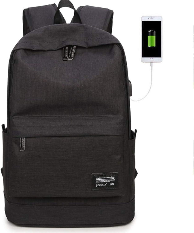 Mittelschüler Tasche mnnlichen Modetrend Korean Casual Rucksack Reisetasche Junior High School Student Rucksack