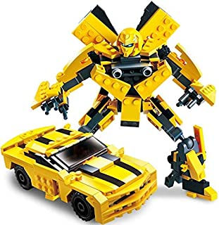 互換 トランスフォーマー 変形 車 ロボット バンブルビー