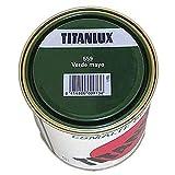 Titan 001055934 Esmalte Sintético, Verde Mayo, 750 ml (Paquete de 1)