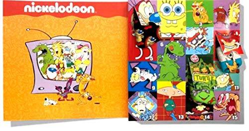 Hyp Klassische Nickelodeon Show Figuren Neuheit 15 Tage der Socken Adventskalender