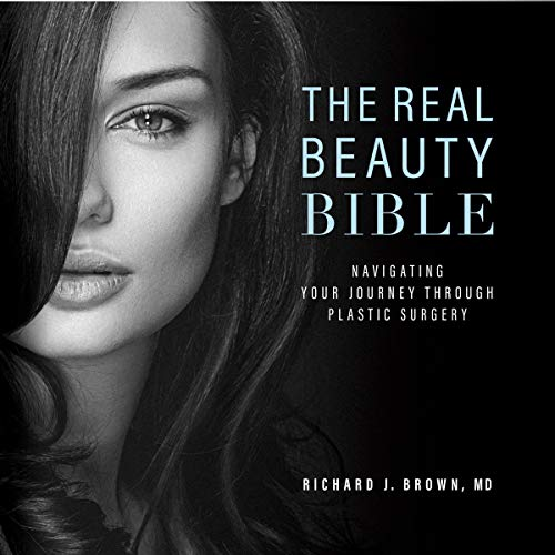 The Real Beauty Bible audiobook cover art