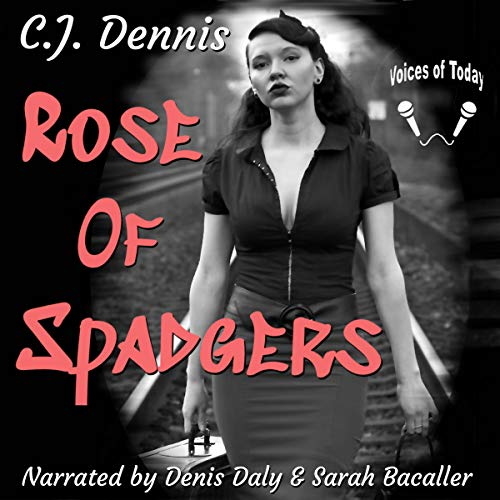 Rose of Spadgers cover art