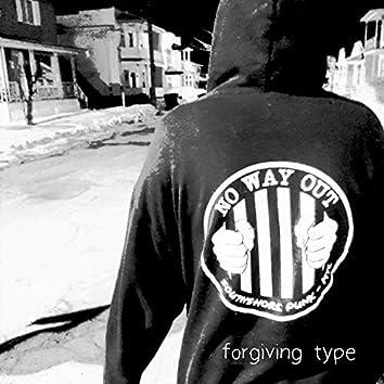Forgiving Type