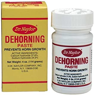 dr naylor dehorning paste