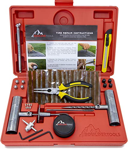 spare tire repair kit - 7